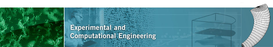 Experimental and Computational Engineering banner